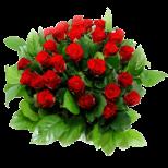 boeket-rozen-rood